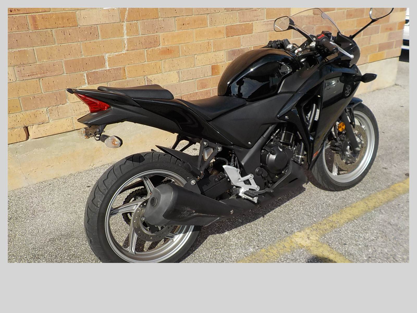 2011 Honda CBR®250R in San Antonio, Texas