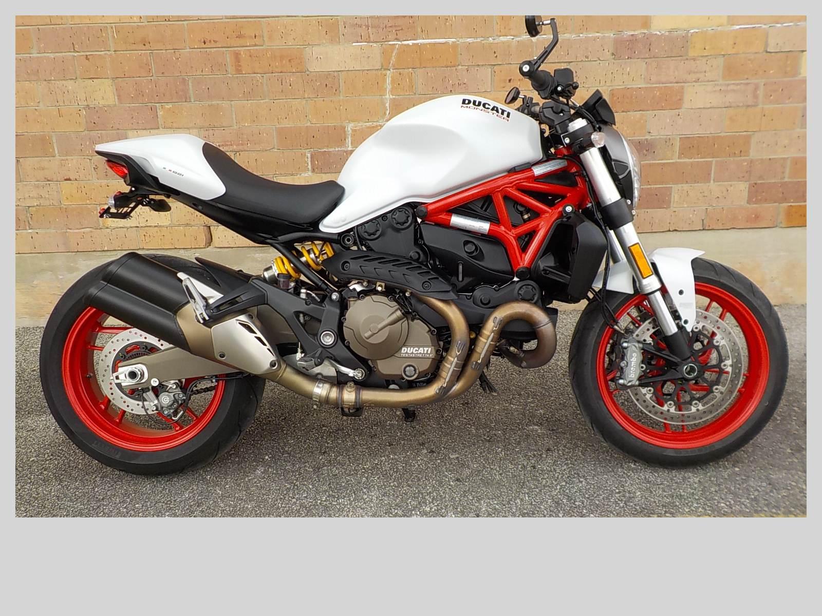 2016 Ducati Monster 821 In San Antonio Texas