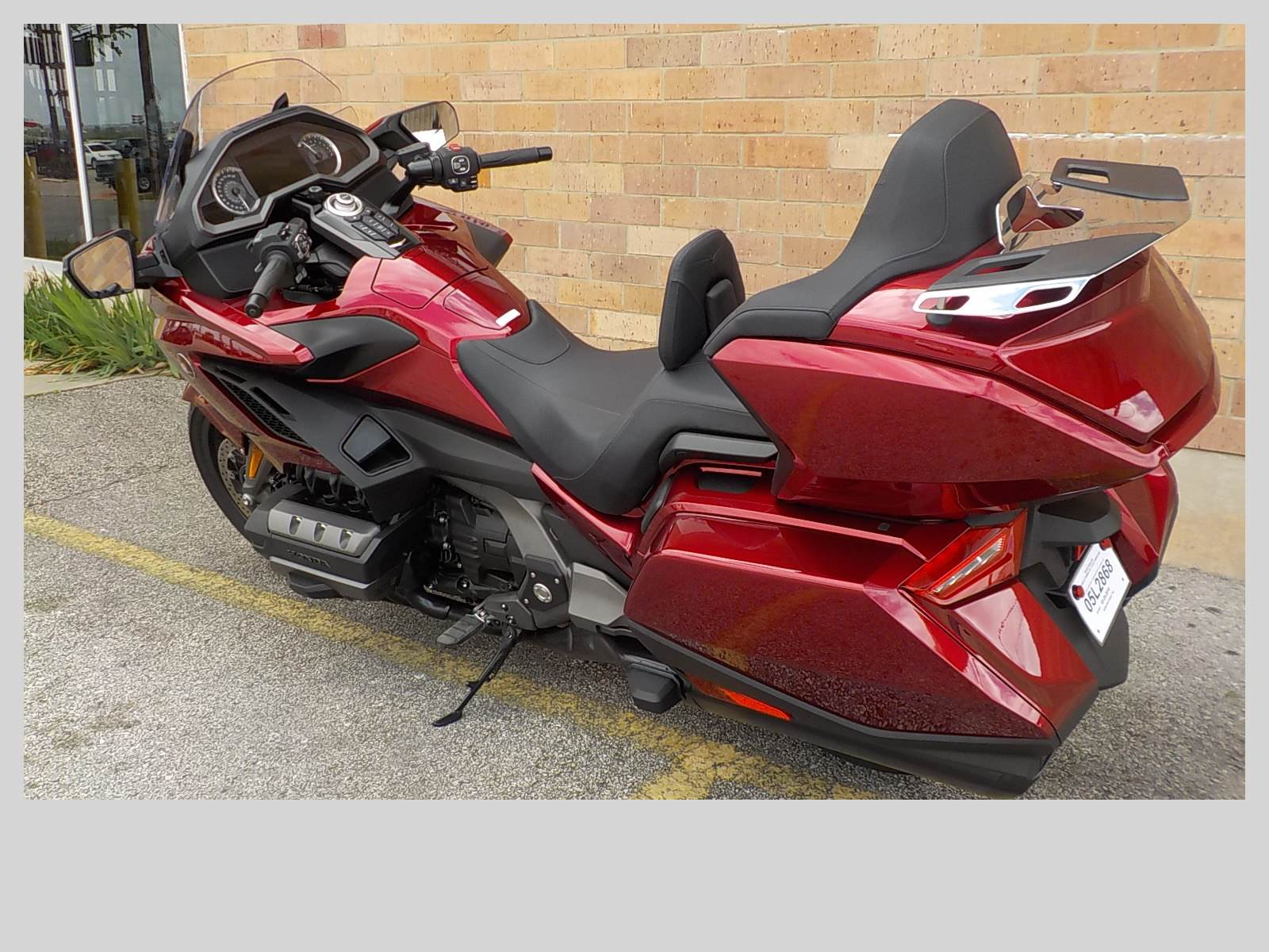 2018 Honda Gold Wing DCT in San Antonio, Texas