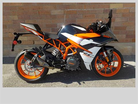 2018 KTM RC 390 in San Antonio, Texas