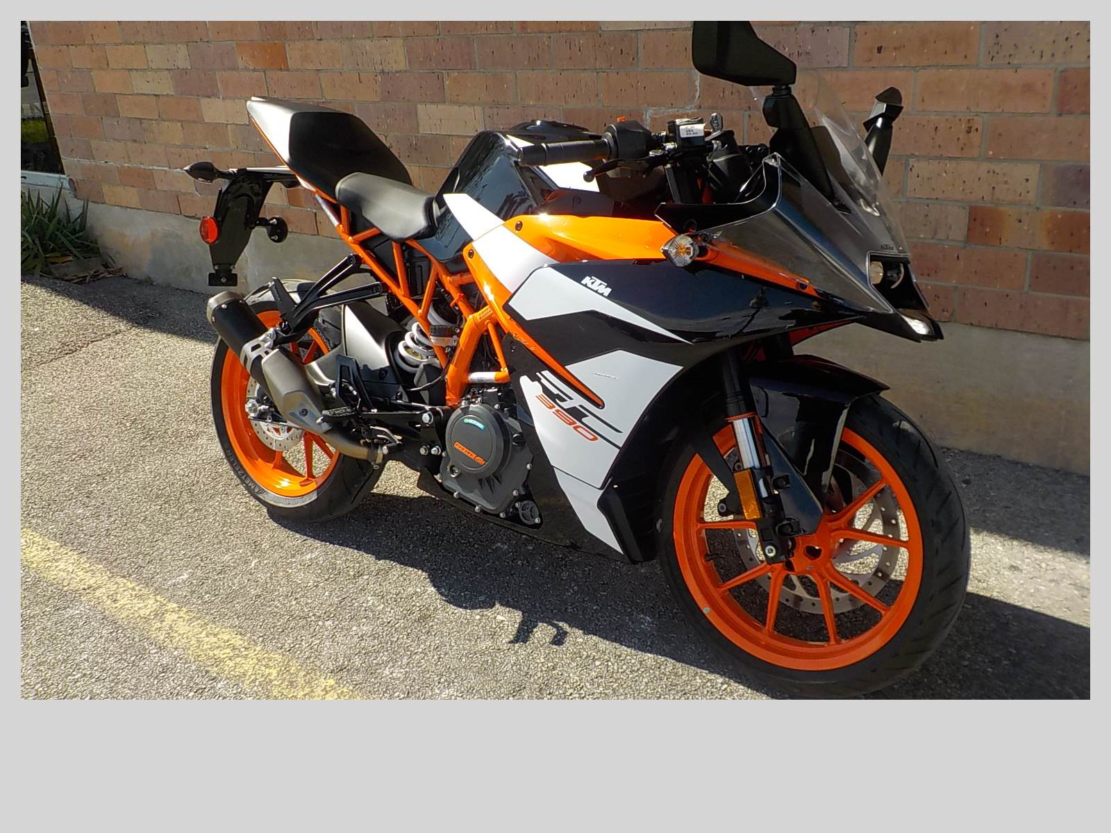 2018 KTM RC 390 in San Antonio, Texas - Photo 3