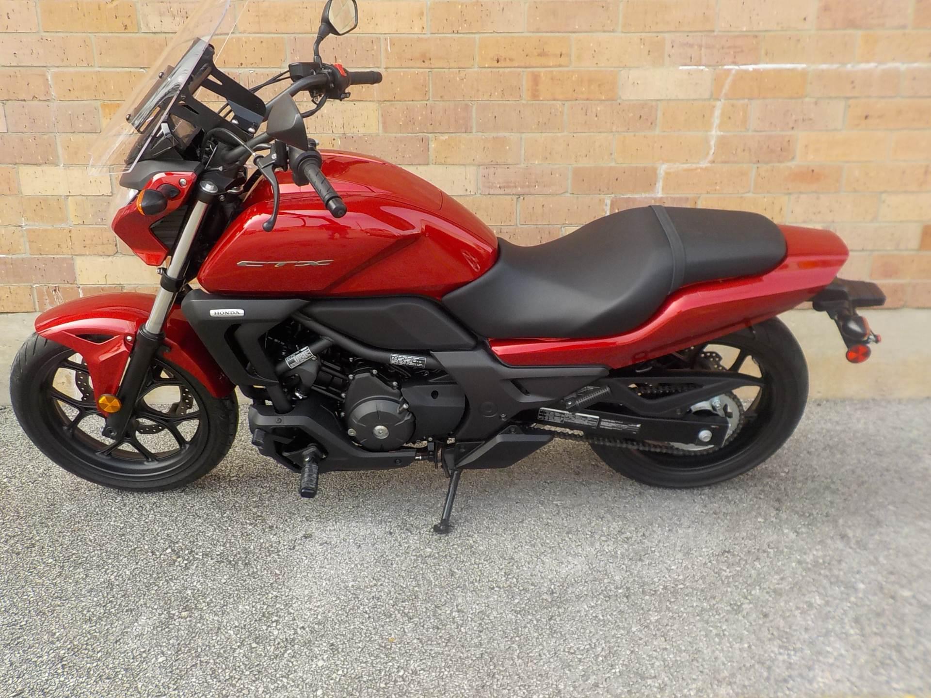 used 2014 honda ctx 700n motorcycles in san antonio tx stock number 729. Black Bedroom Furniture Sets. Home Design Ideas