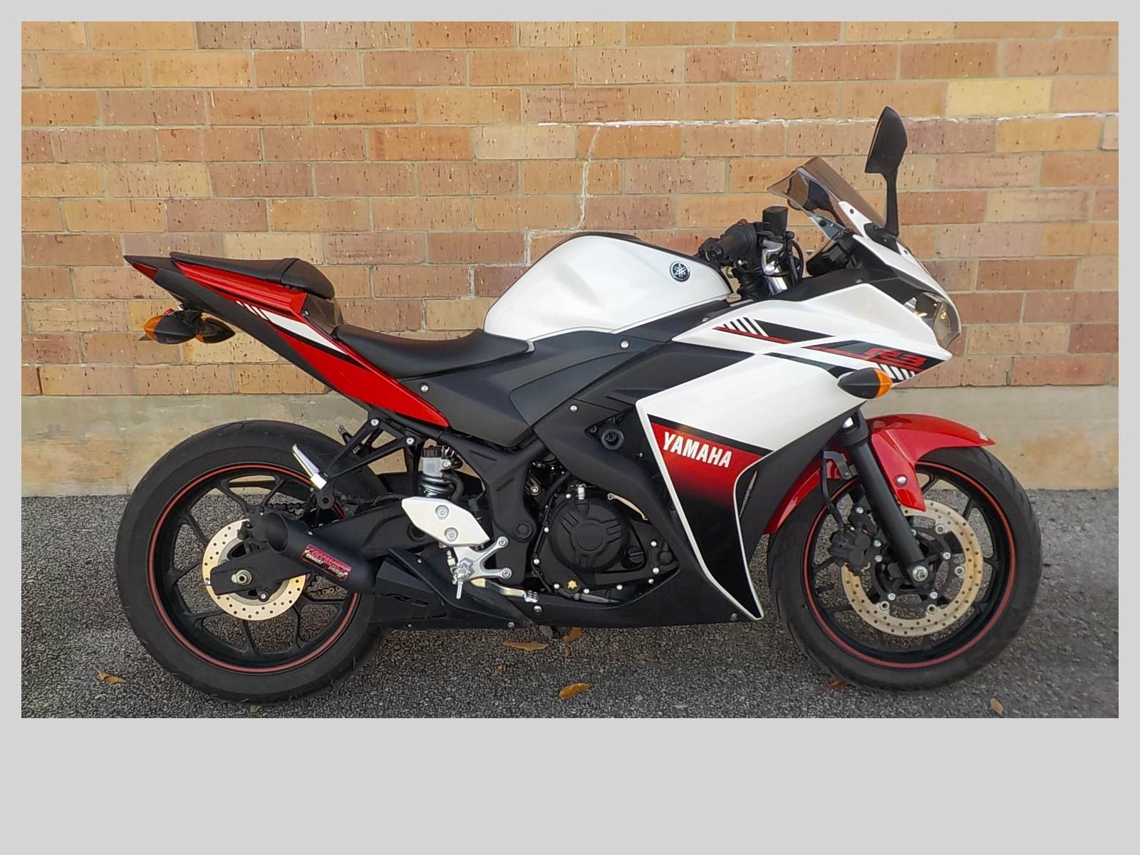2016 Yamaha YZF-R3 for sale 78248
