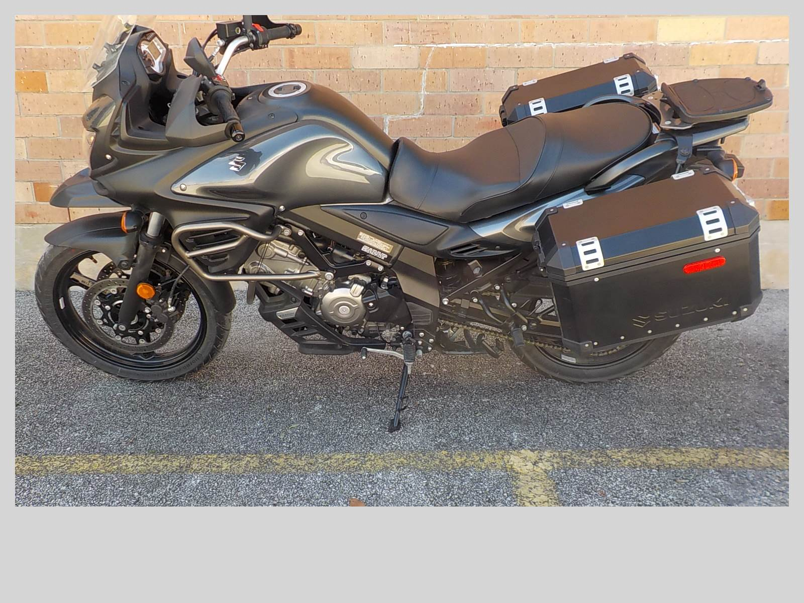 2014 Suzuki V-Strom 650 ABS Adventure in San Antonio, Texas