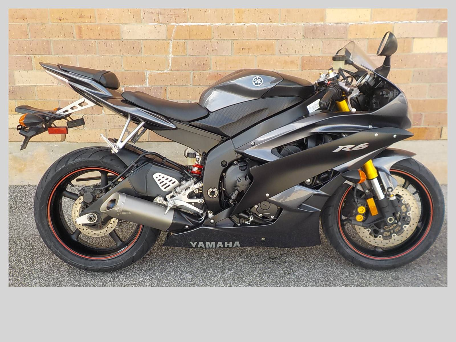 2007 Yamaha YZF-R6 for sale 266200
