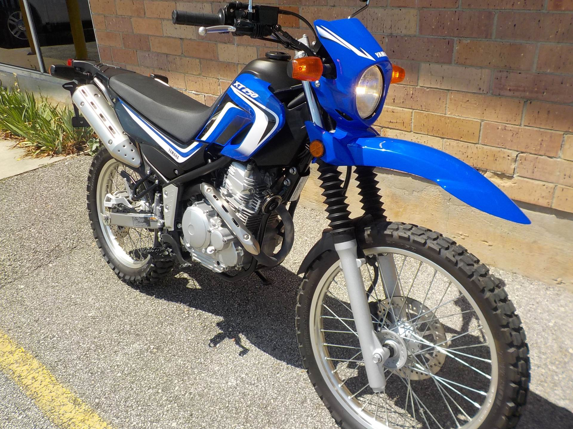 2014 Yamaha XT250 in San Antonio, Texas