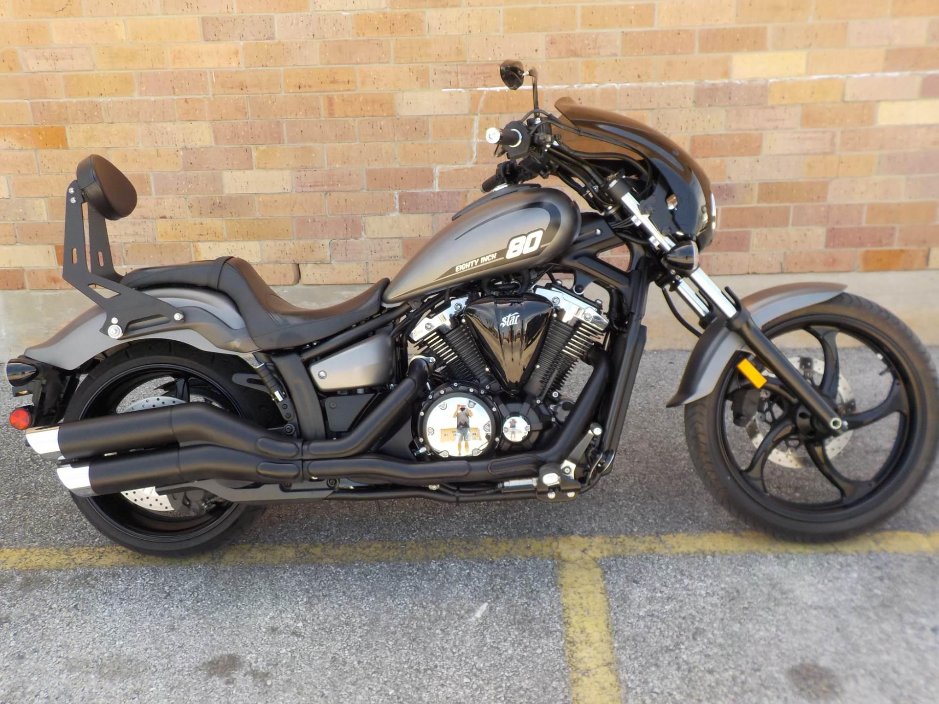 2014 Yamaha Stryker for sale 16774