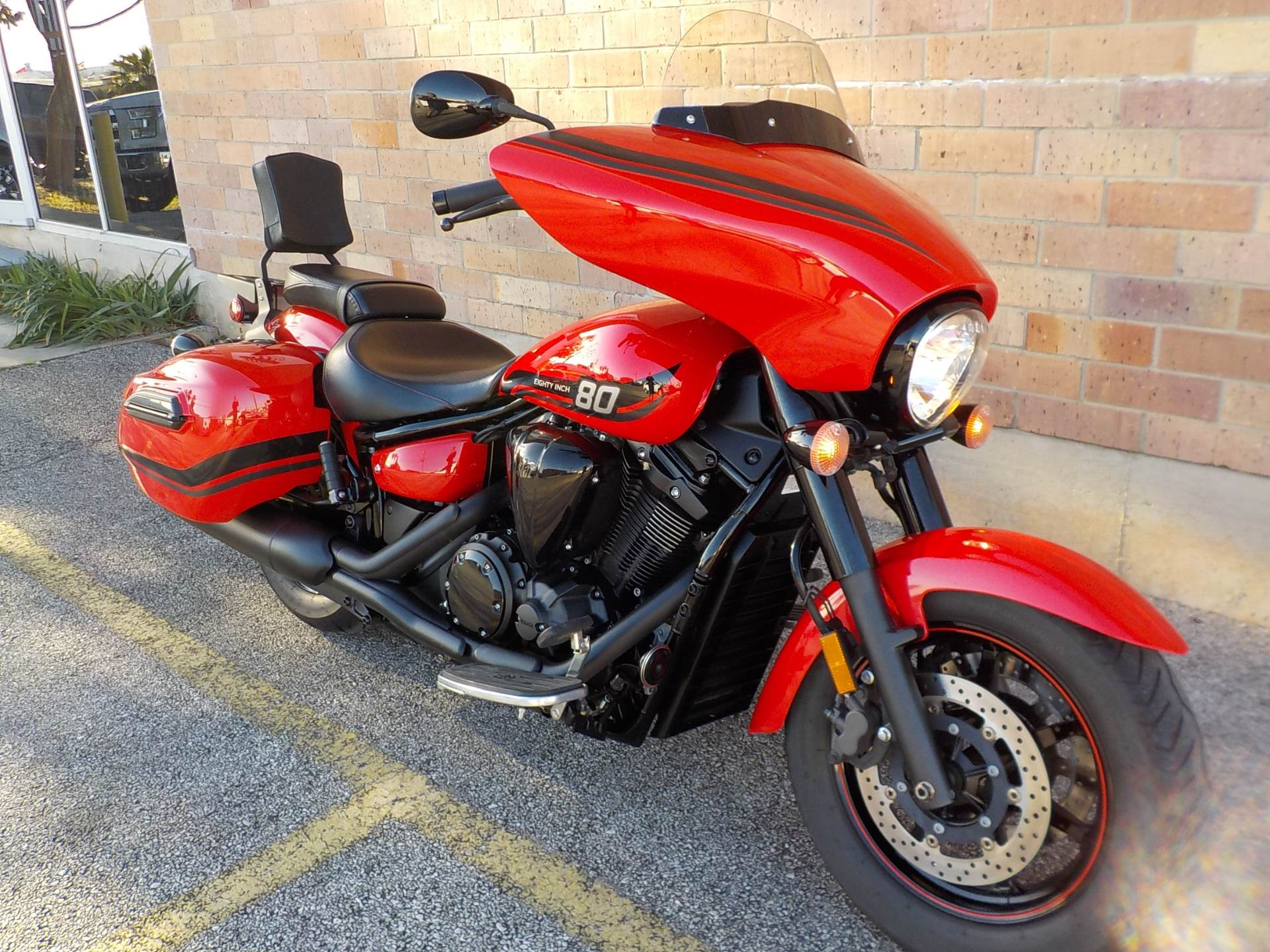 2015 Yamaha V Star 1300 Deluxe in San Antonio, Texas