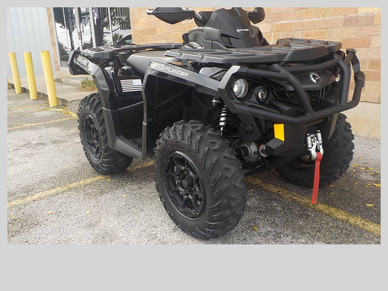 2018 Can-Am Outlander XT-P 1000R in San Antonio, Texas - Photo 4