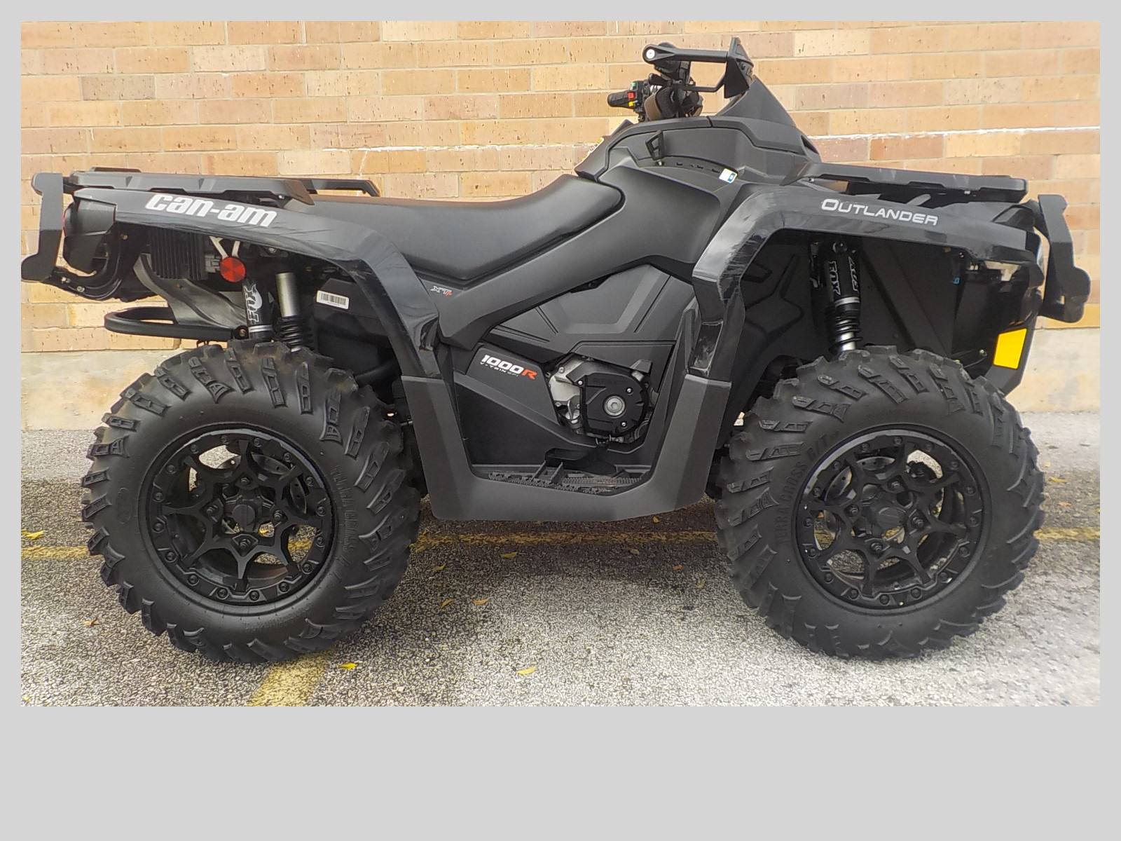 2018 Can-Am Outlander XT-P 1000R in San Antonio, Texas - Photo 1