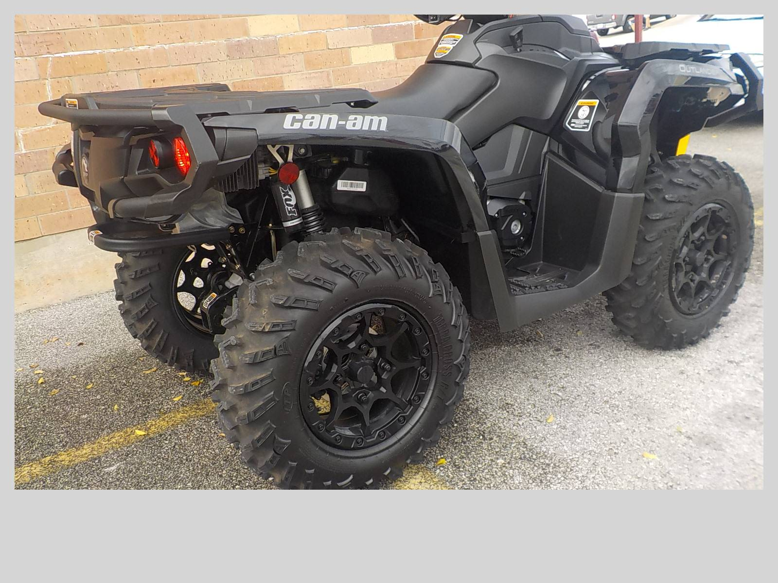 2018 Can-Am Outlander XT-P 1000R in San Antonio, Texas - Photo 6