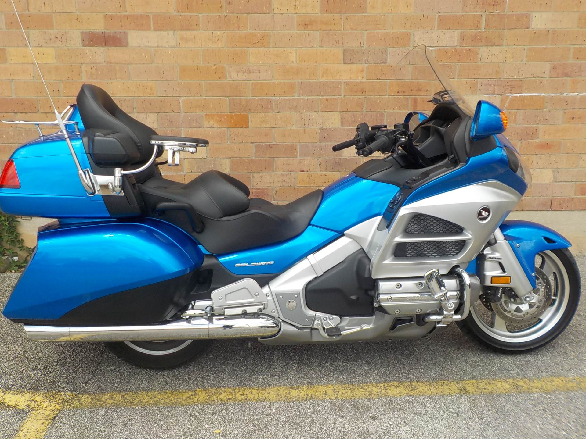 2012 Honda Gold Wing ABS for sale 4704