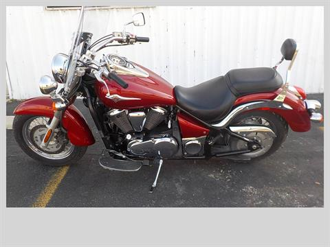 2007 Kawasaki Vulcan® 900 Classic in San Antonio, Texas - Photo 2