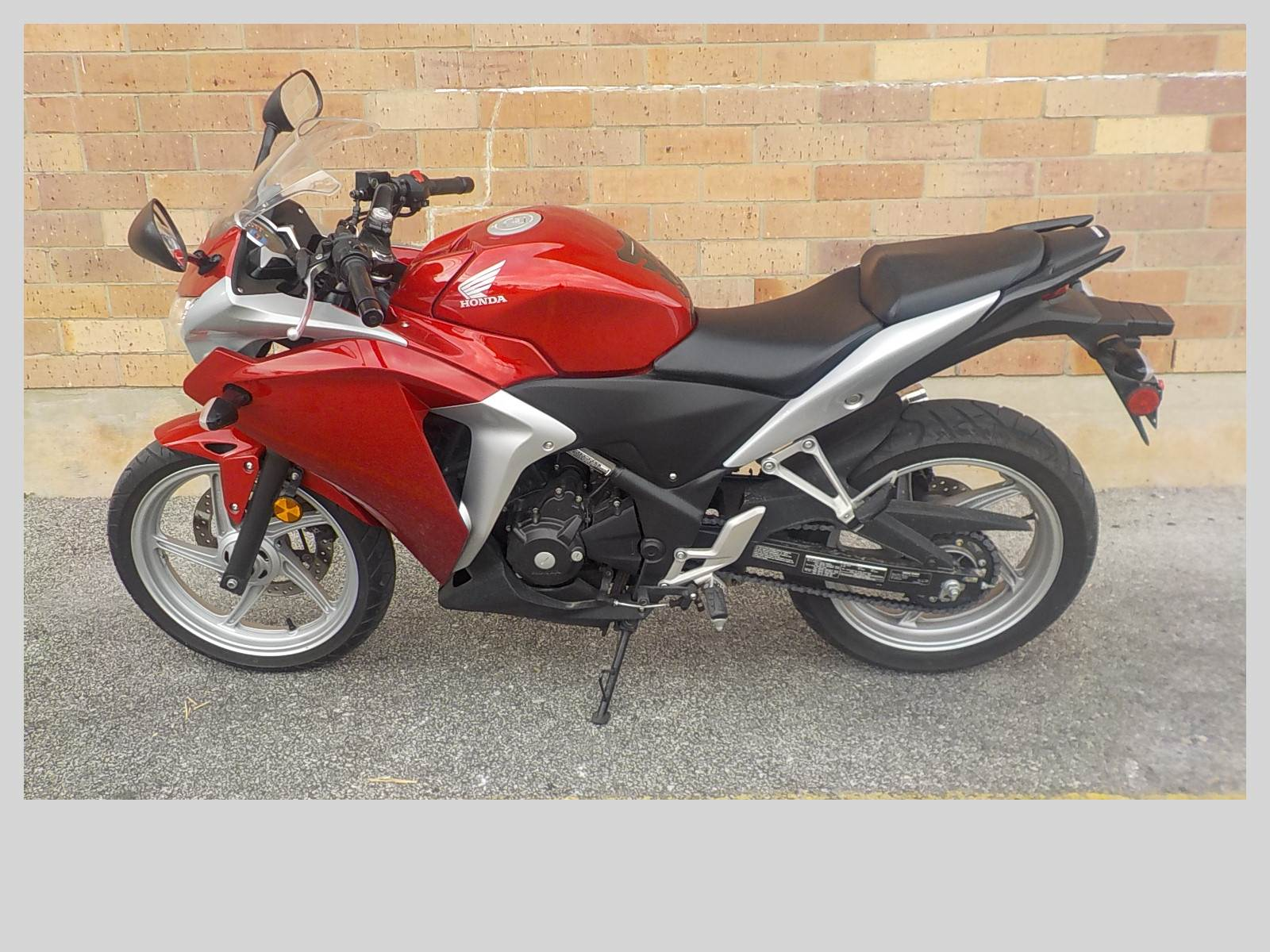 2012 Honda CBR®250R ABS in San Antonio, Texas