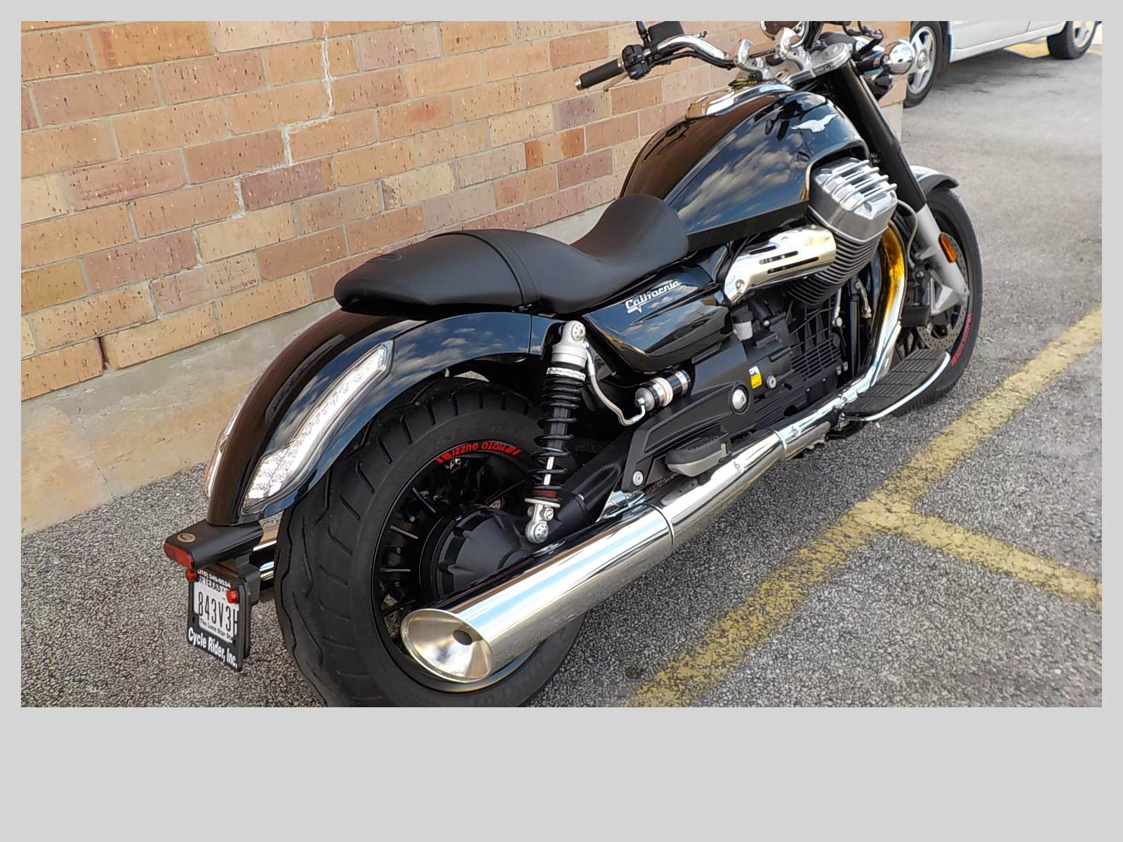 2014 Moto Guzzi California 1400 Custom ABS in San Antonio, Texas