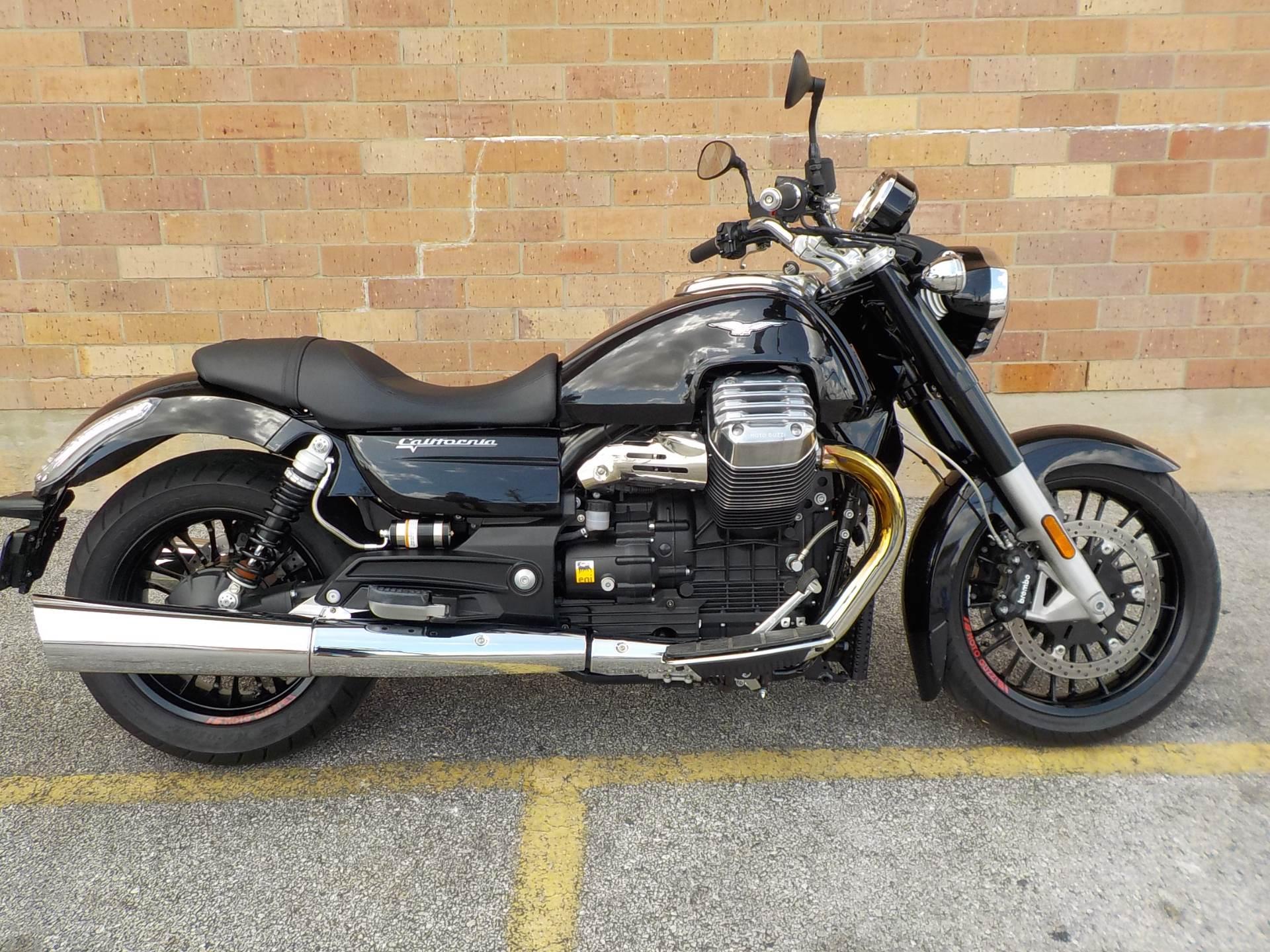 2014 Moto Guzzi California 1400 Custom ABS for sale 6393
