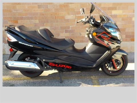 2014 Suzuki Burgman™ 400 ABS in San Antonio, Texas - Photo 1