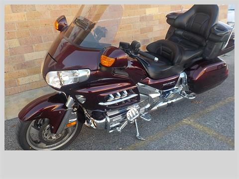 2006 Honda Gold Wing® Audio / Comfort / Navi in San Antonio, Texas - Photo 4
