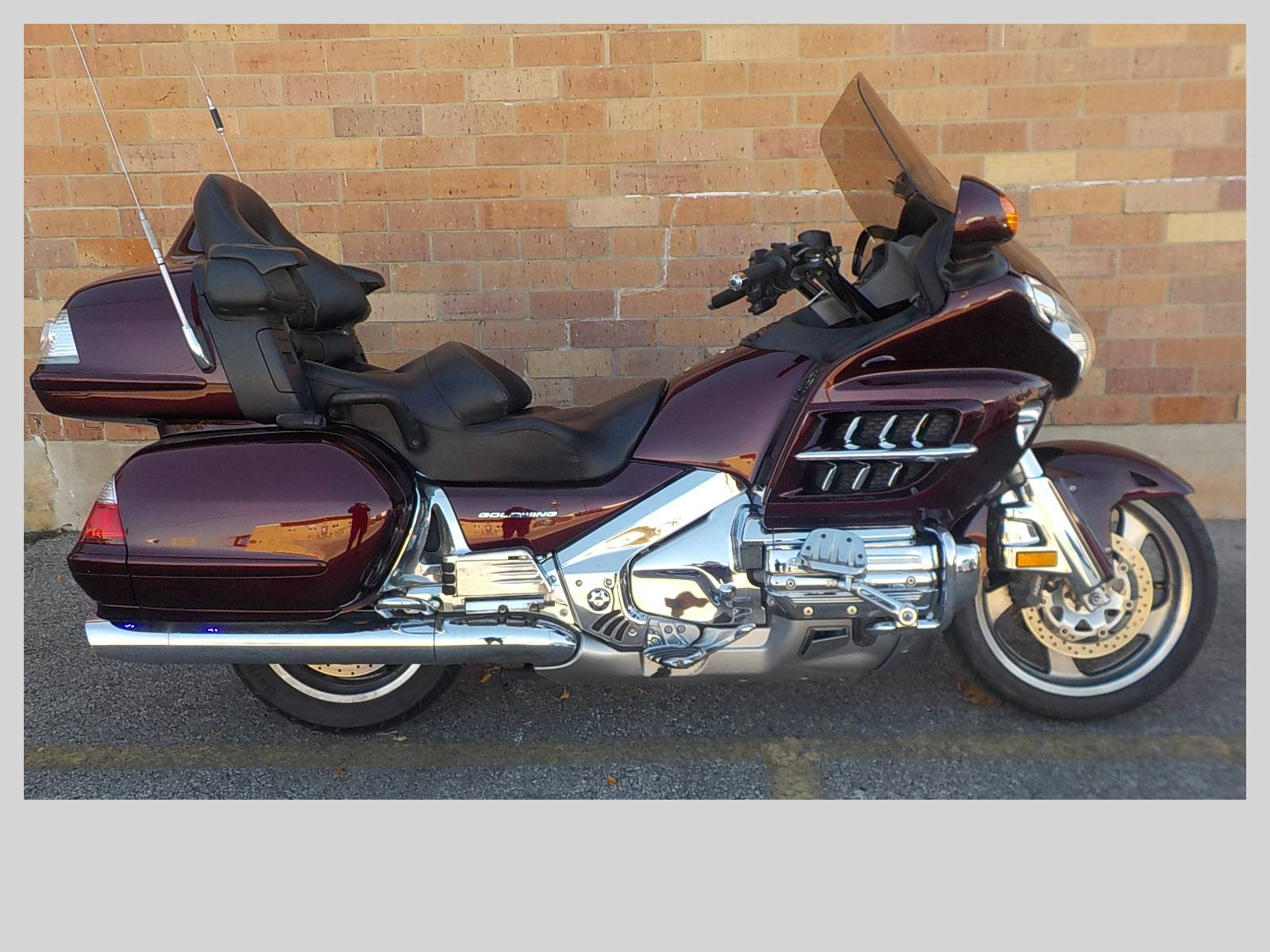2006 Honda Gold Wing® Audio / Comfort / Navi in San Antonio, Texas - Photo 1