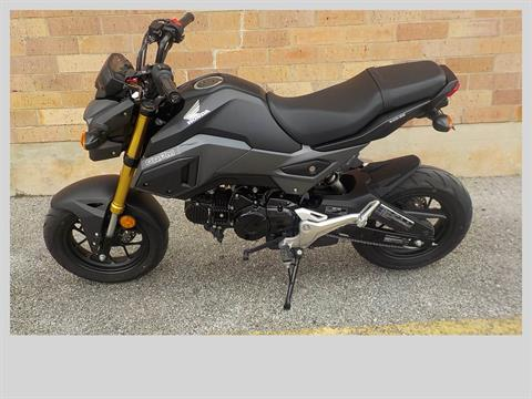 2017 Honda Grom in San Antonio, Texas