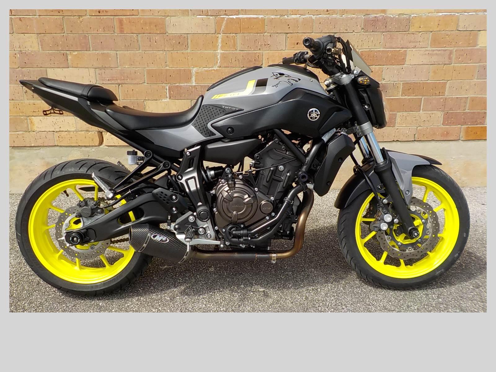 2016 Yamaha FZ-07 for sale 124762