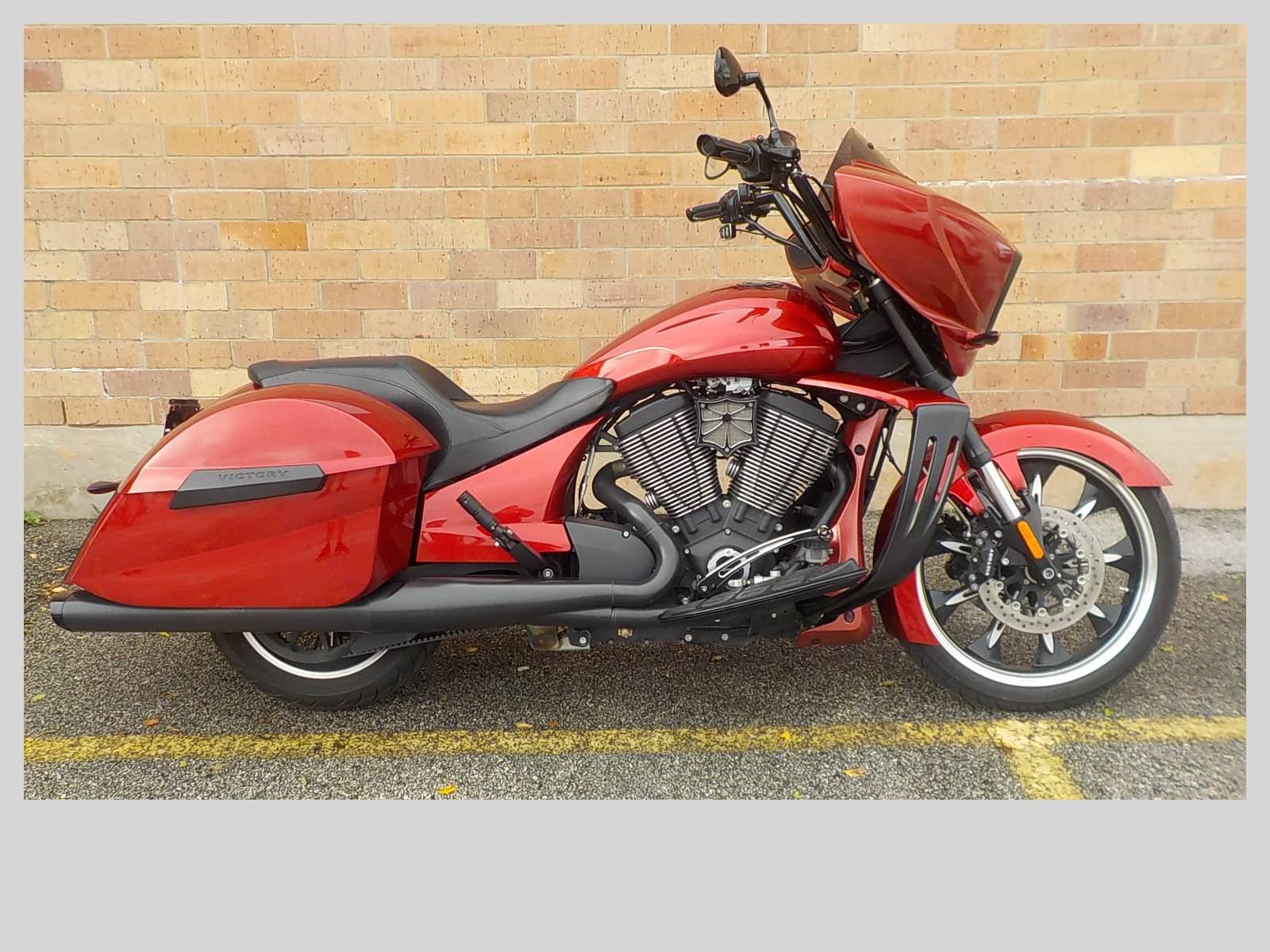 2013 Victory Cross Country for sale 4808