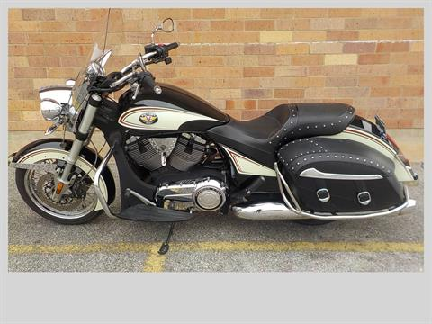 2012 Victory Cross Roads® Classic Limited Edition in San Antonio, Texas