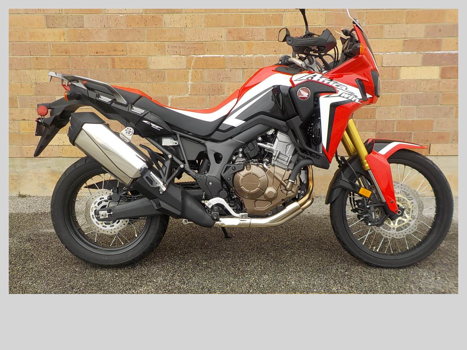 2017 Honda Africa Twin for sale 4280