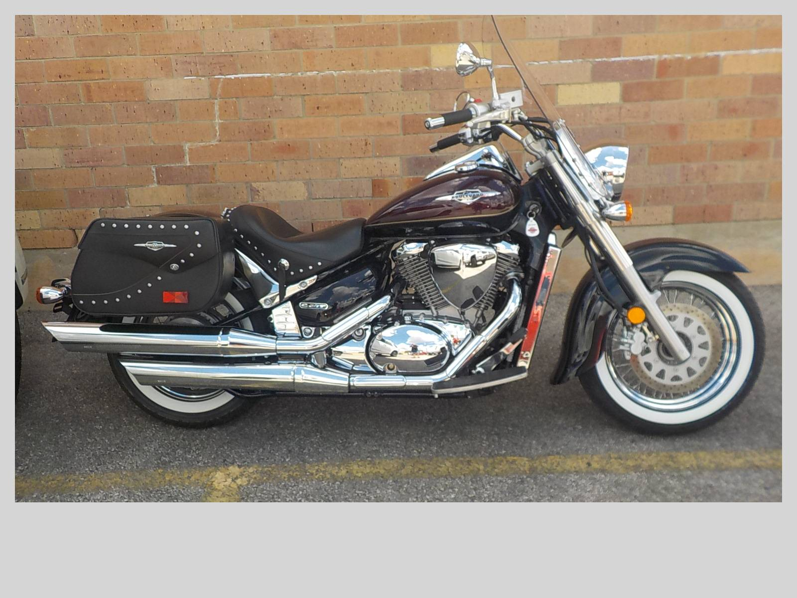 2015 Suzuki Boulevard C50T in San Antonio, Texas - Photo 1