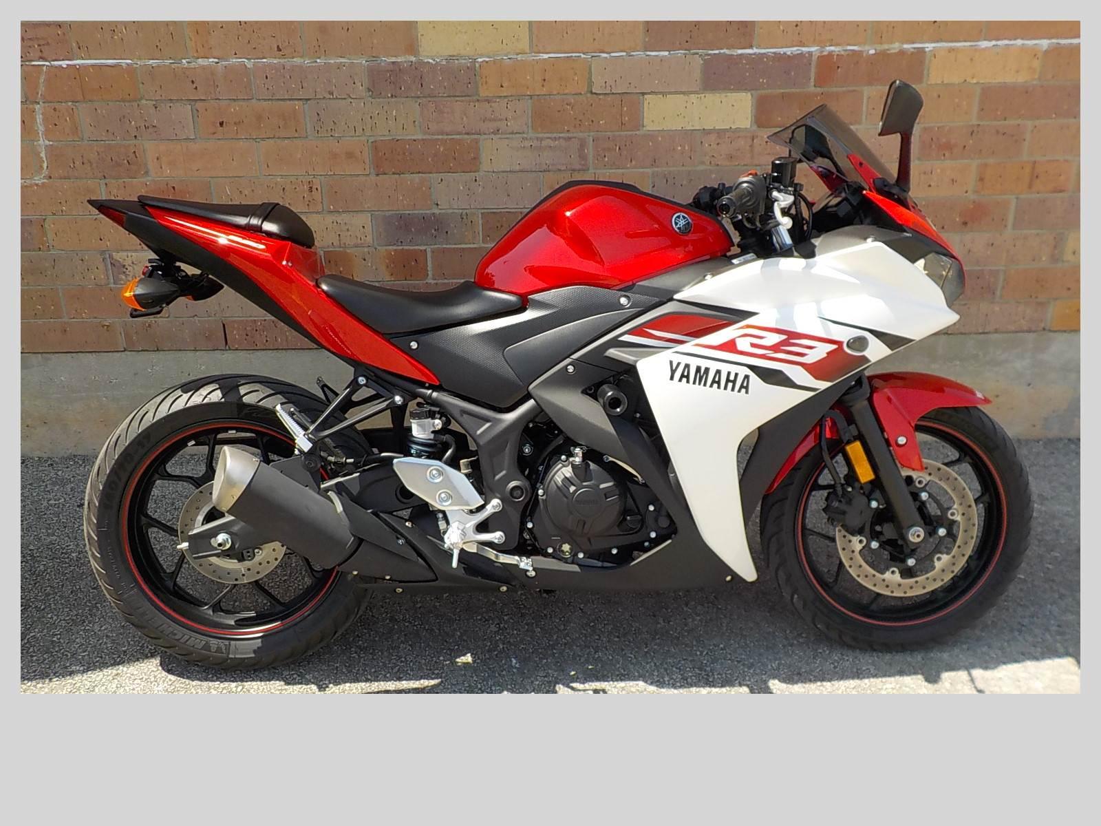 2015 Yamaha YZF-R3 for sale 147556