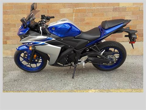 2016 Yamaha YZF-R3 in San Antonio, Texas