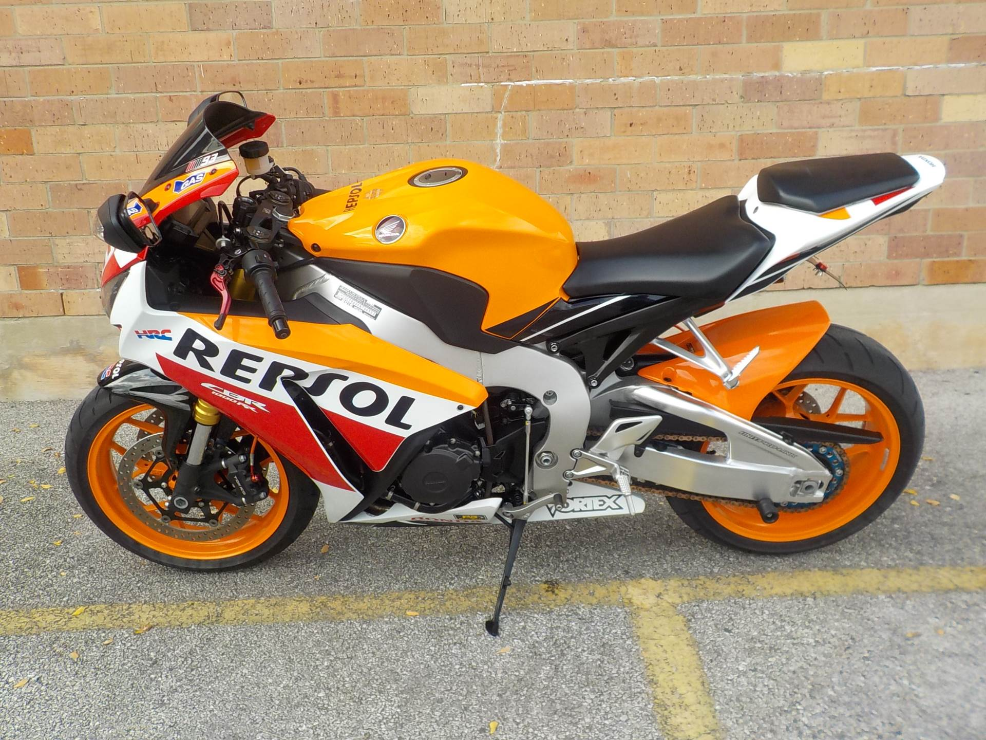 used 2015 honda cbr®1000rr motorcycles in san antonio, tx | stock
