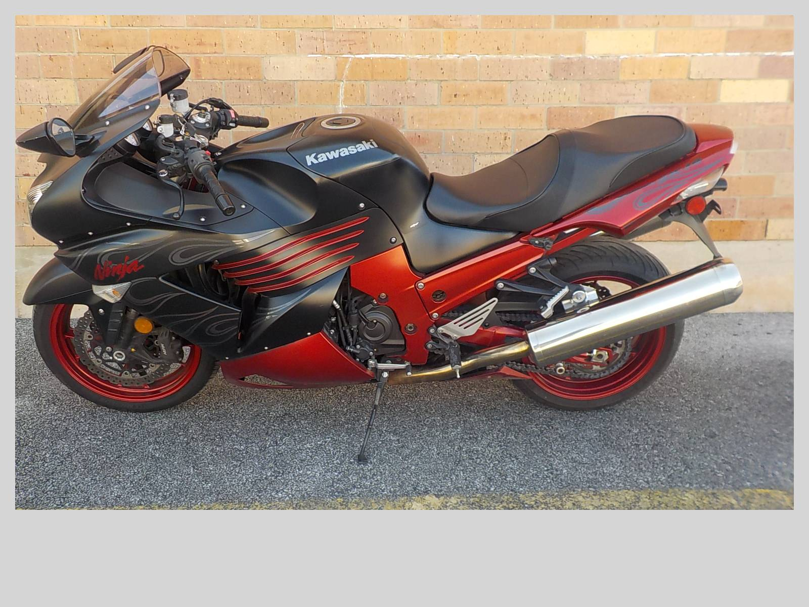 2008 Kawasaki Ninja® ZX™-14 in San Antonio, Texas - Photo 2