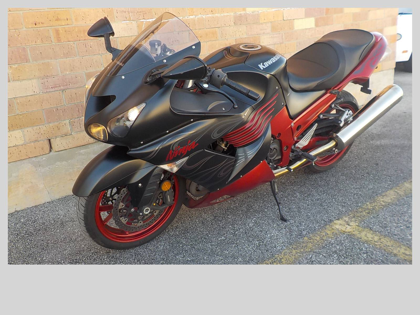 2008 Kawasaki Ninja® ZX™-14 in San Antonio, Texas - Photo 4