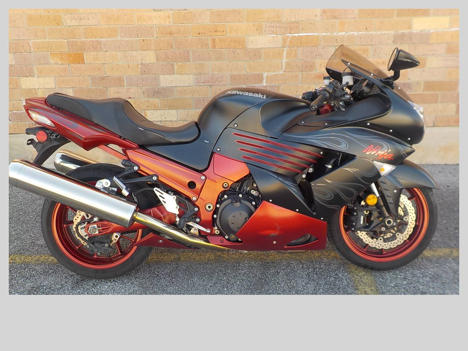 2008 Kawasaki Ninja® ZX™-14 in San Antonio, Texas - Photo 1