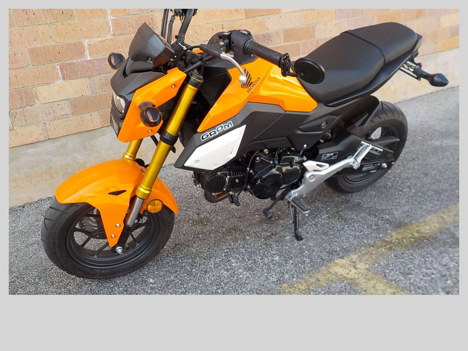 2020 Honda Grom in San Antonio, Texas - Photo 4