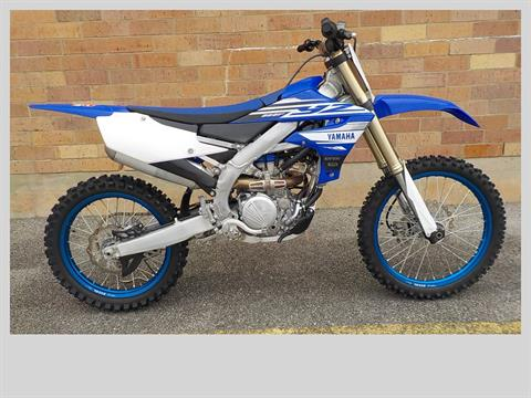 2019 Yamaha YZ250F in San Antonio, Texas - Photo 1