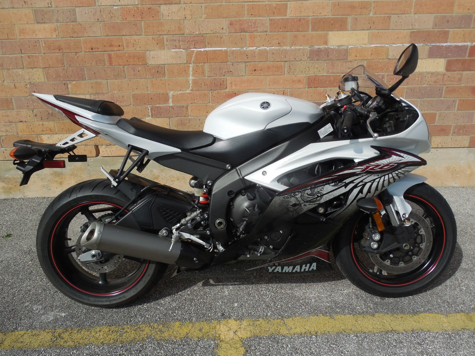 2012 Yamaha YZF-R6 for sale 28735