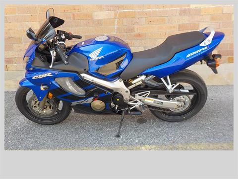 2006 Honda CBR®600F4i in San Antonio, Texas - Photo 2