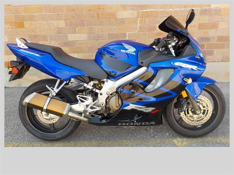 2006 Honda CBR®600F4i in San Antonio, Texas - Photo 1