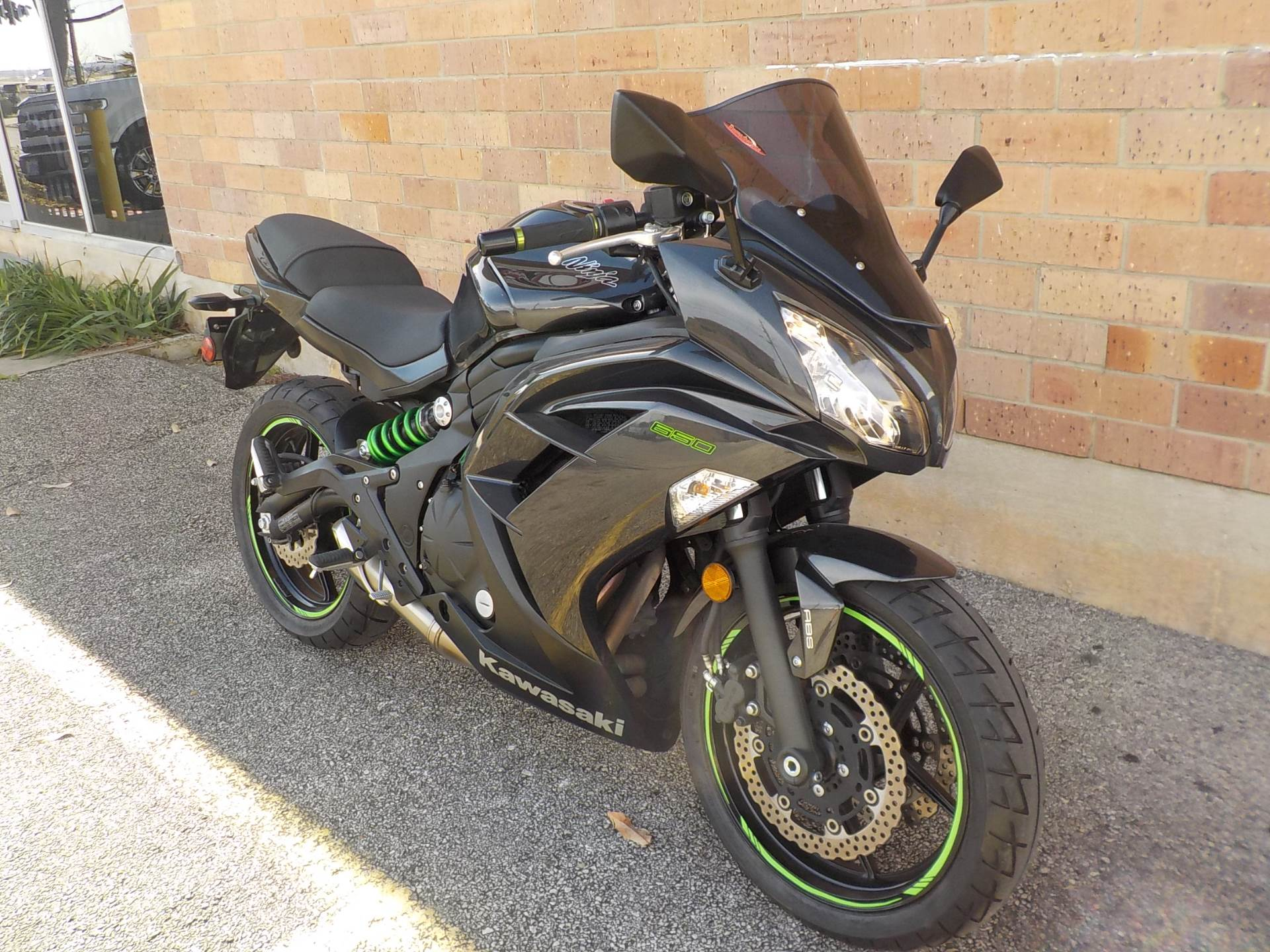 2016 Kawasaki Ninja 650 in San Antonio, Texas