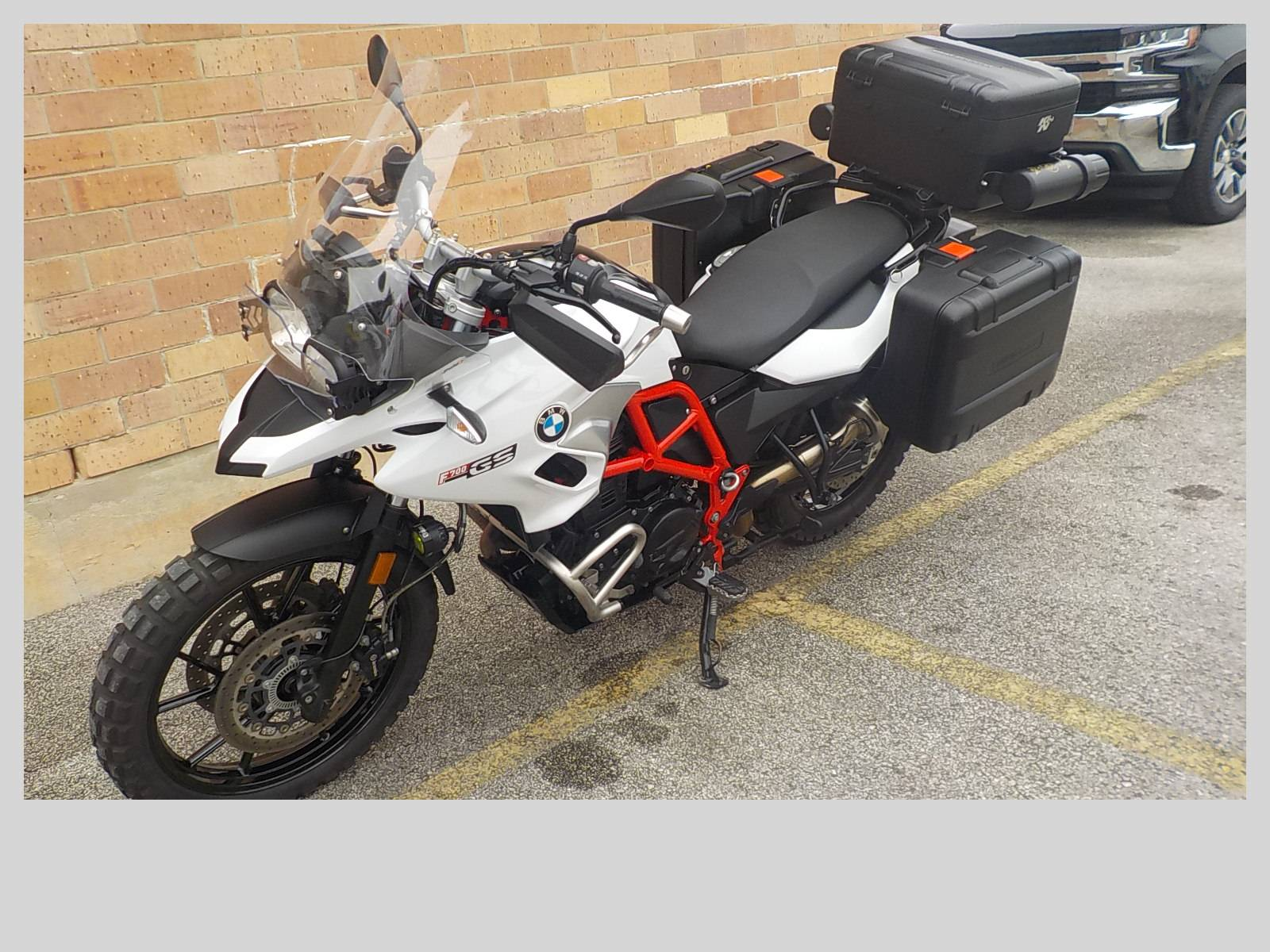 2017 BMW F 700 GS in San Antonio, Texas - Photo 4