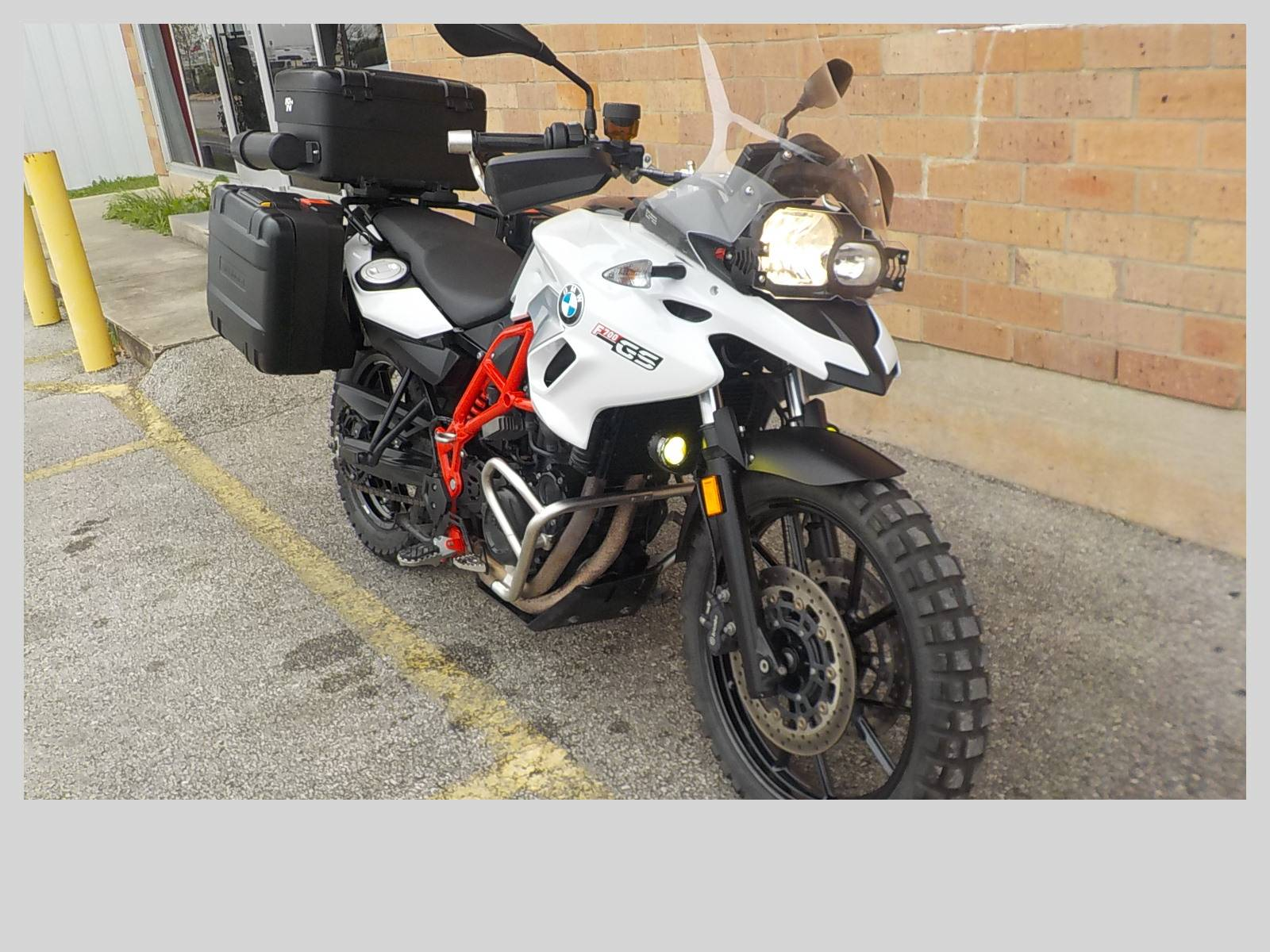 2017 BMW F 700 GS in San Antonio, Texas - Photo 3