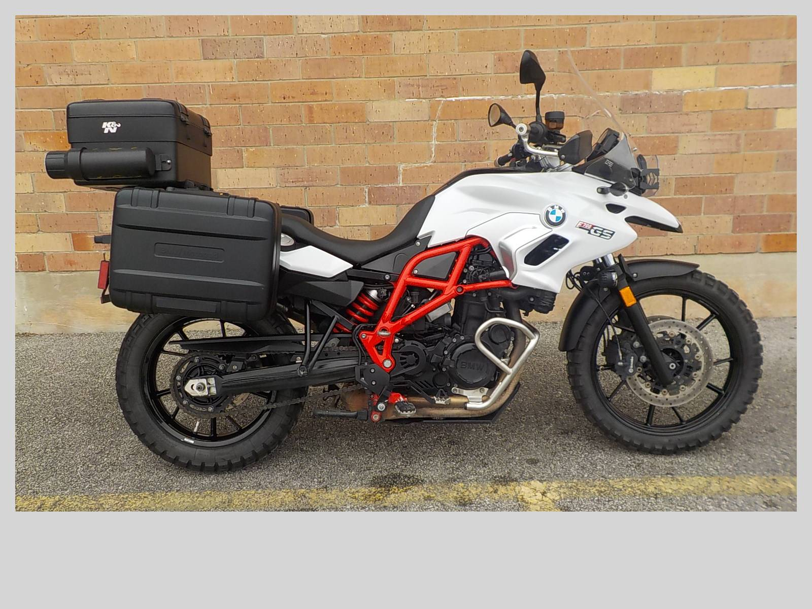 2017 BMW F 700 GS in San Antonio, Texas - Photo 1