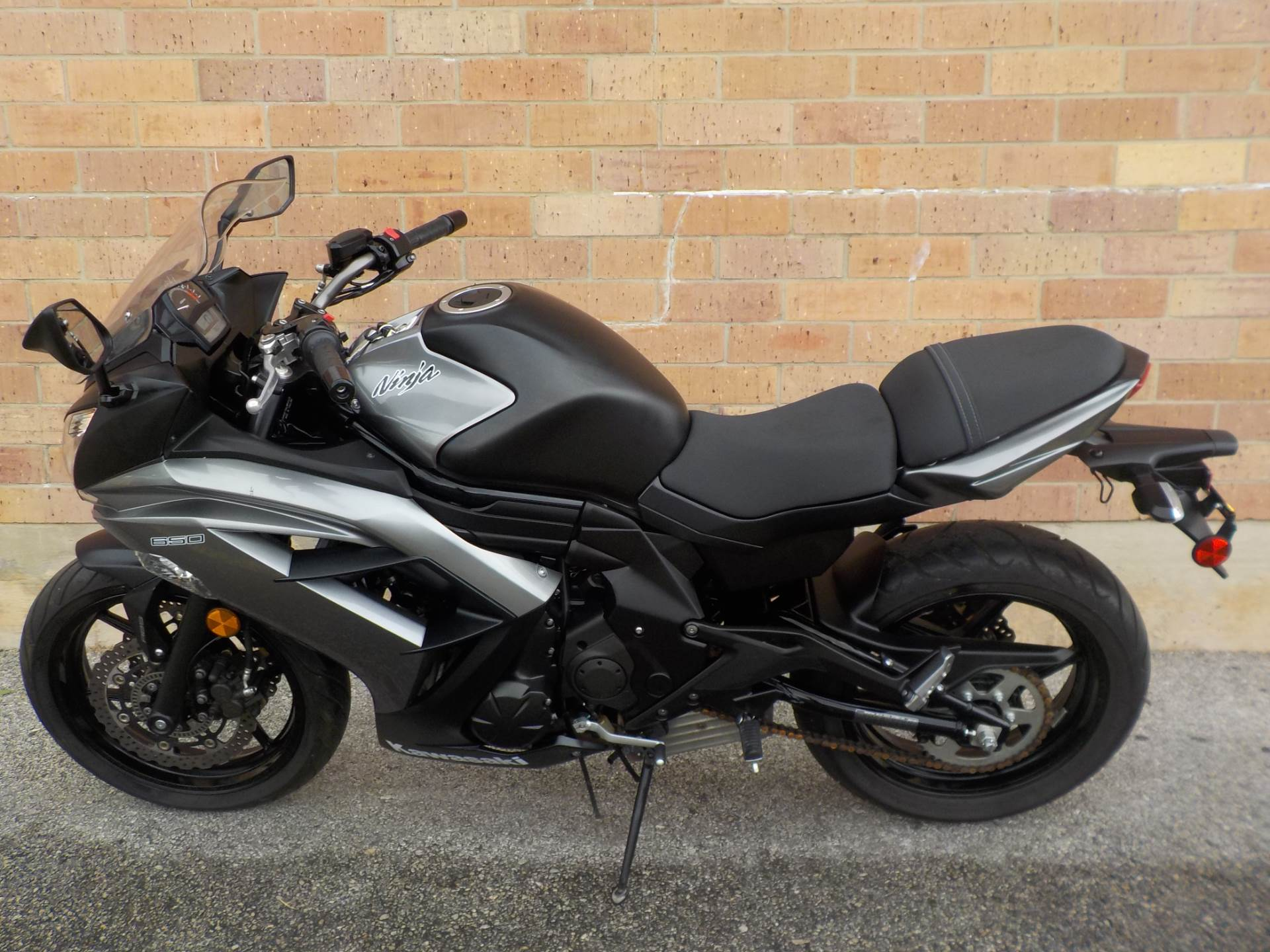 2014 Kawasaki Ninja® 650 in San Antonio, Texas