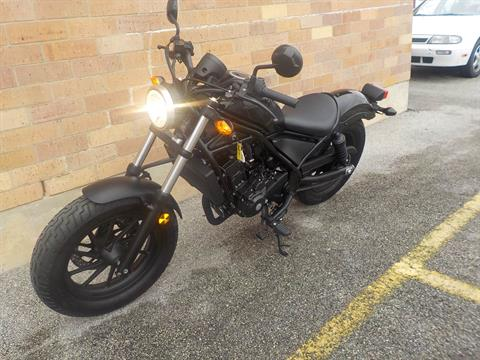 2017 Honda Rebel 300 in San Antonio, Texas