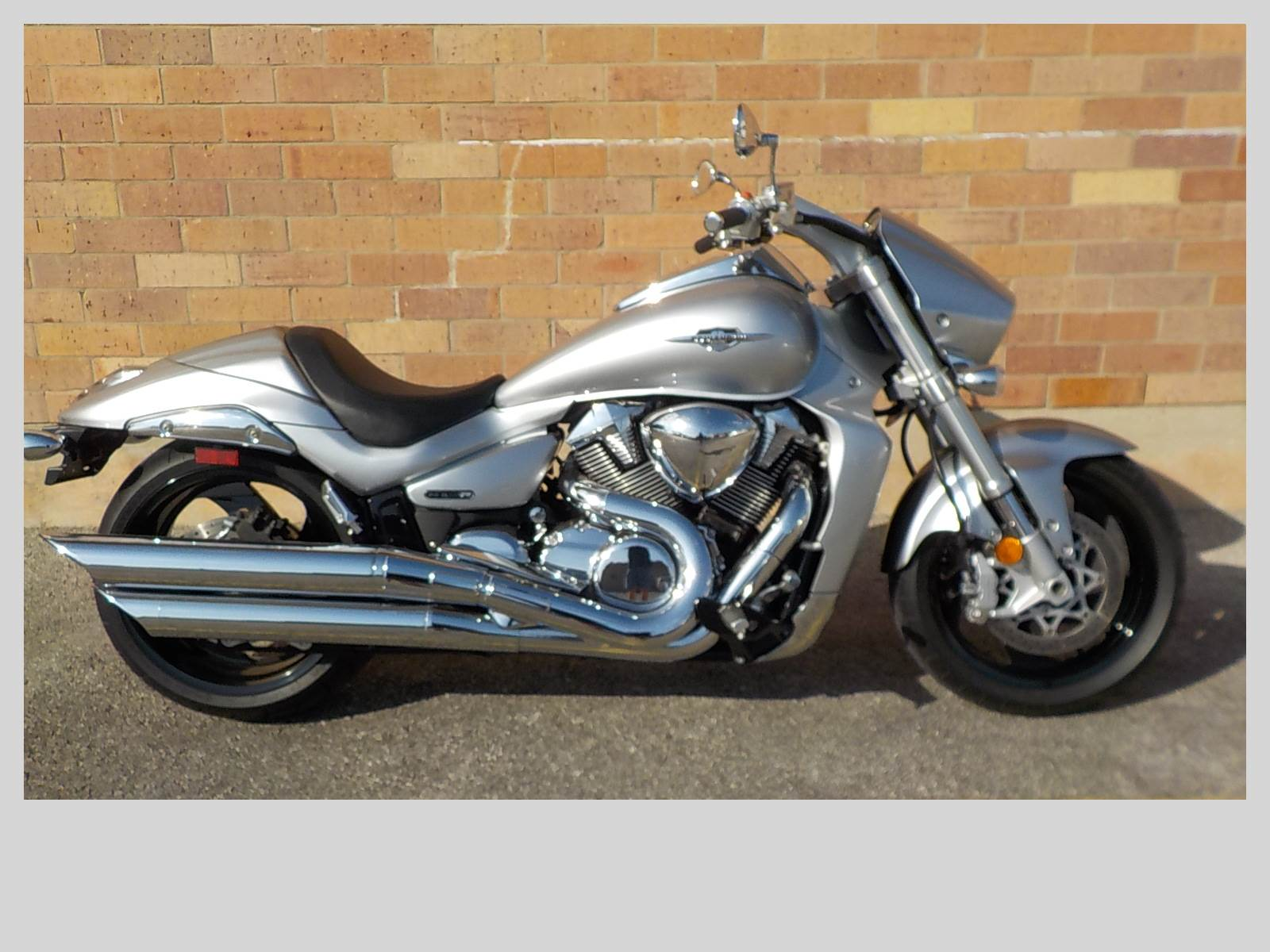2014 Suzuki Boulevard M109R Limited Edition in San Antonio, Texas