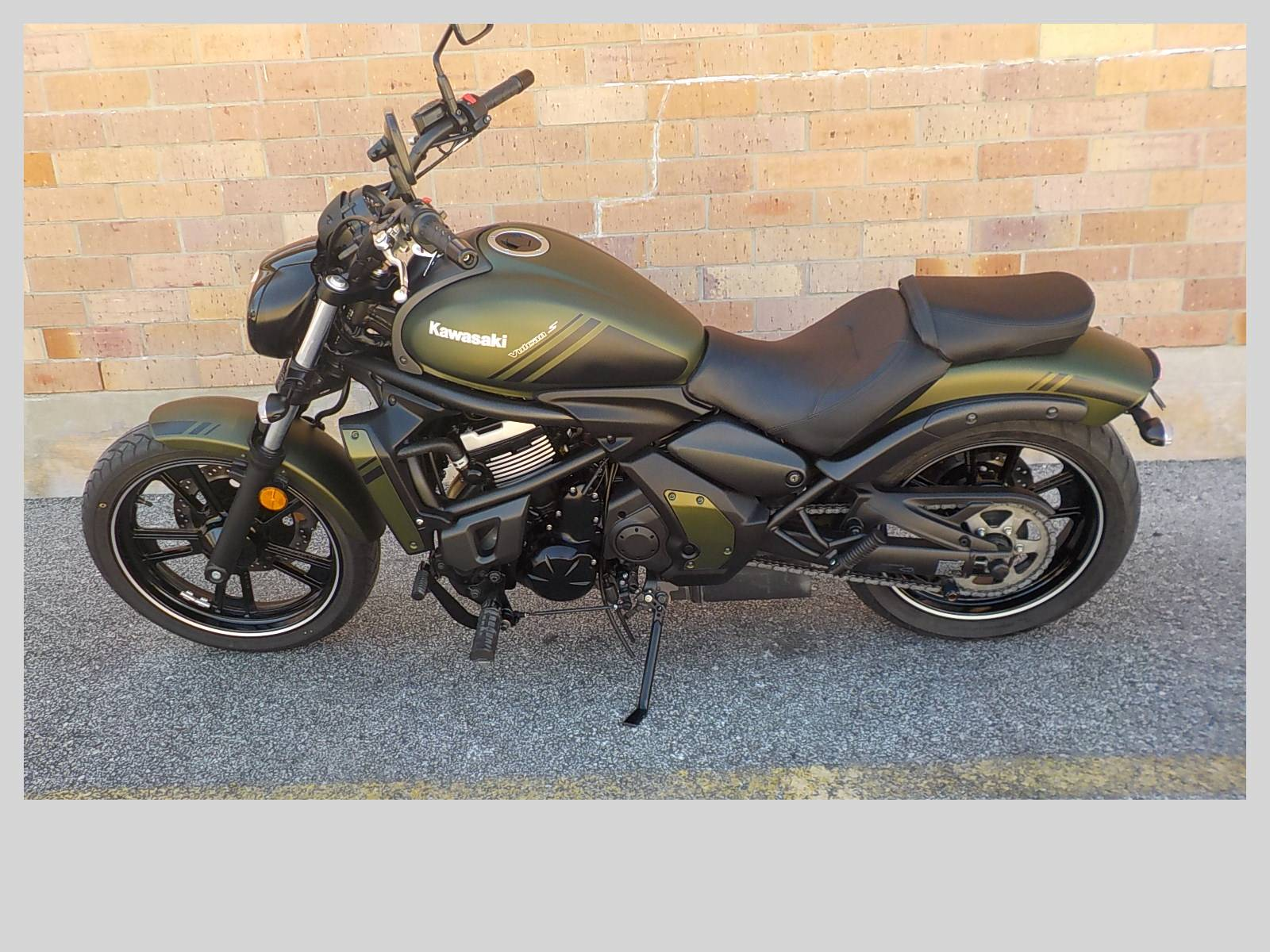 2019 Kawasaki Vulcan S in San Antonio, Texas - Photo 2
