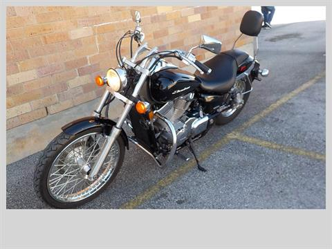 2012 Honda Shadow® Spirit 750 in San Antonio, Texas - Photo 4