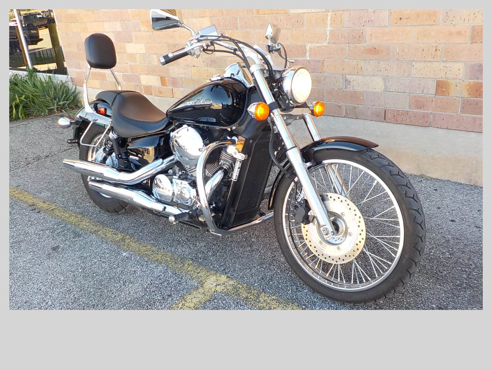 2012 Honda Shadow® Spirit 750 in San Antonio, Texas - Photo 3